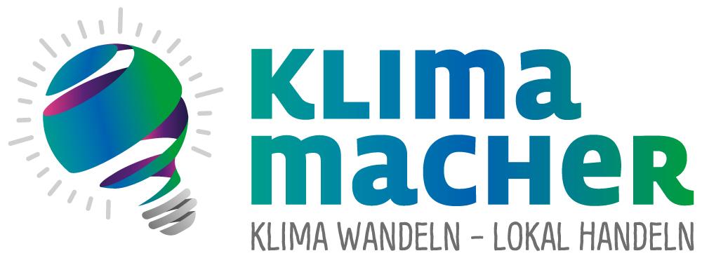 Logo des LEADER-Projektes KlimaMacher